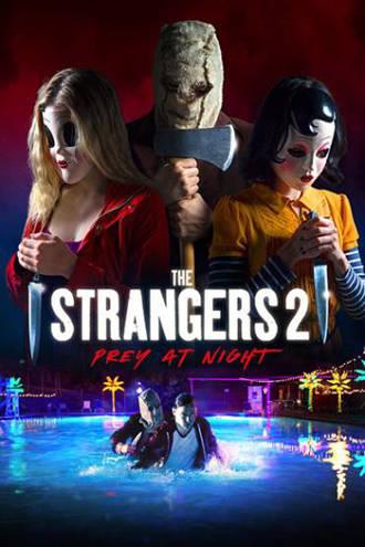 Strangers 2 - Prey at night (DVD)
