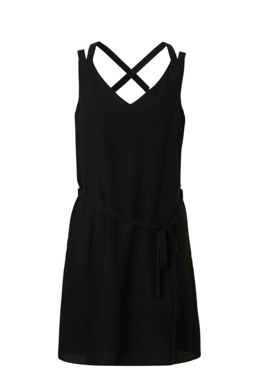 C&A Yessica A-lijn jurk zwart, Zwart