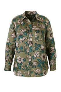 Lauren Woman blouse met bloemenprint (dames)