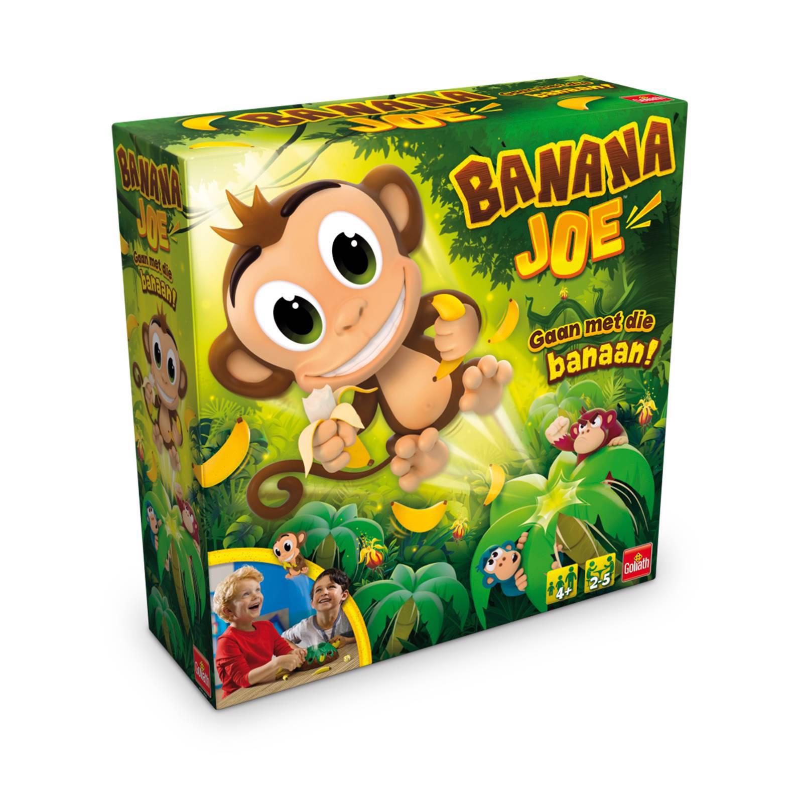 Mr Krab Goliath Spellen en speelgoed :Goliath – Spellen