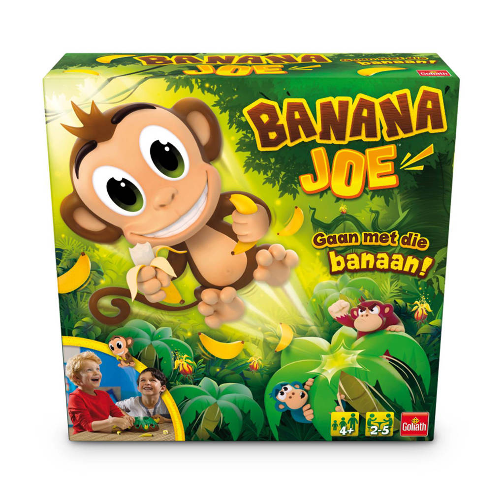 Goliath Banana Joe kinderspel