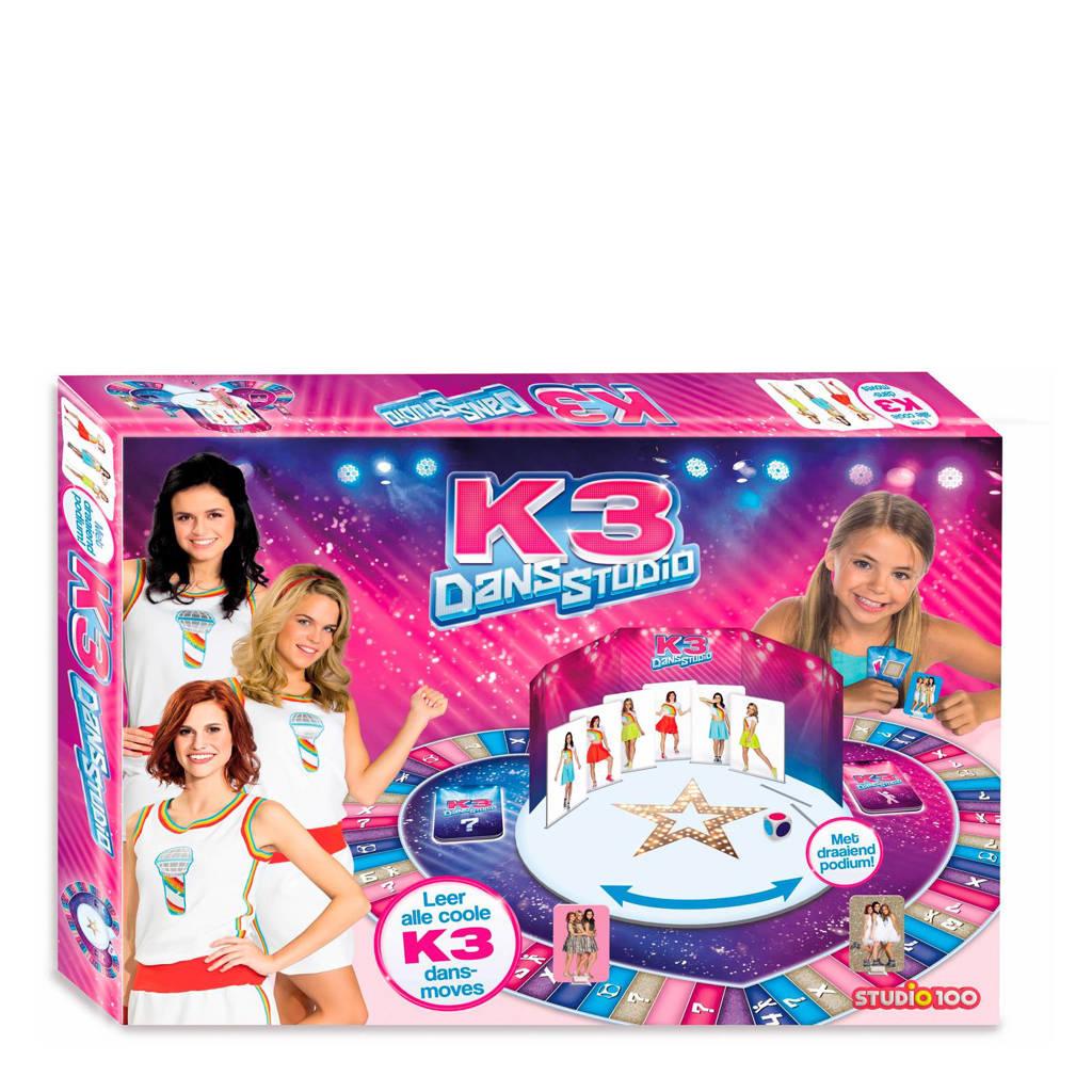 K3 dansstudio kinderspel