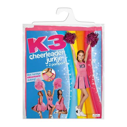 K3 verkleedjurk cheerleader 6 tot 8 jaar kopen