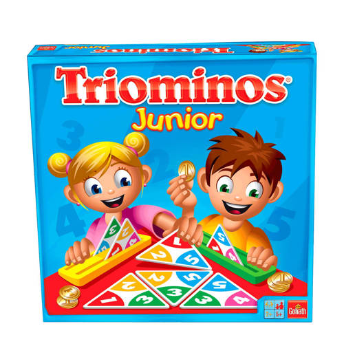 Goliath Triominos Junior kinderspel kopen