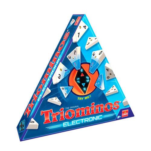 Goliath Triominos Electronic denkspel kopen