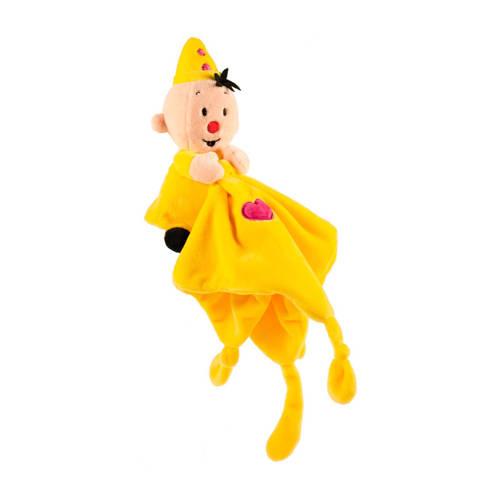 Studio 100 Bumba geel knuffeldoekje kopen