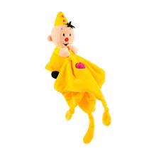 Bumba geel knuffeldoekje