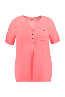 MS Mode blouse roze (dames)