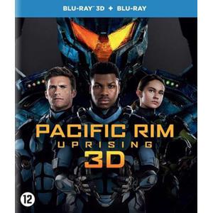 Pacific rim 2 - Uprising (3D) (Blu-ray)