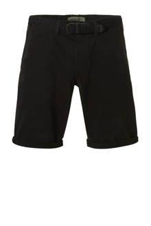 Clockhouse regular fit chino short zwart