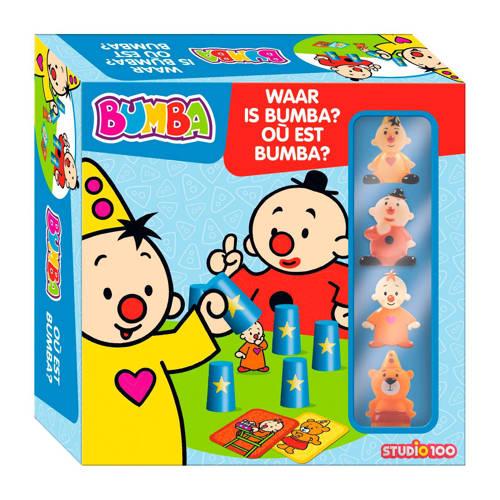 Studio 100 Bumba spel waar is bumba kinderspel kopen