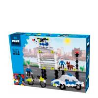 Plus-Plus  mini basic politie 760 stuks
