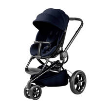 Moodd wandelwagen midnight blue