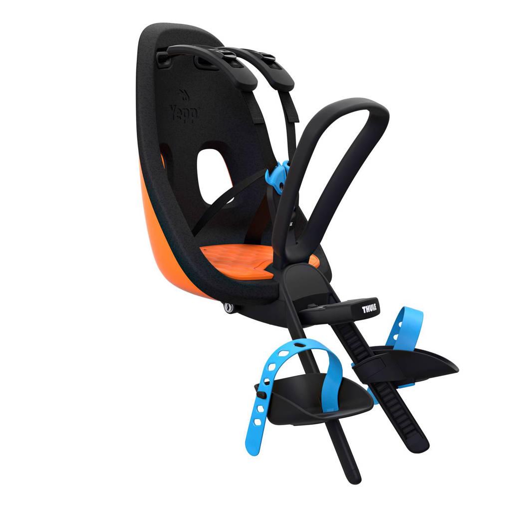 Yepp Thule Nexxt Mini fietsstoeltje voor vibrant orange, Vibrant orange