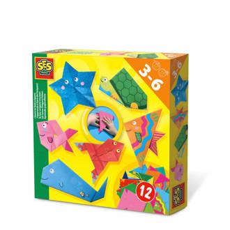 Ik Leer origami vouwen