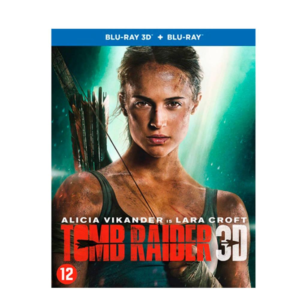 Tomb raider (3D)(2018) (Blu-ray)