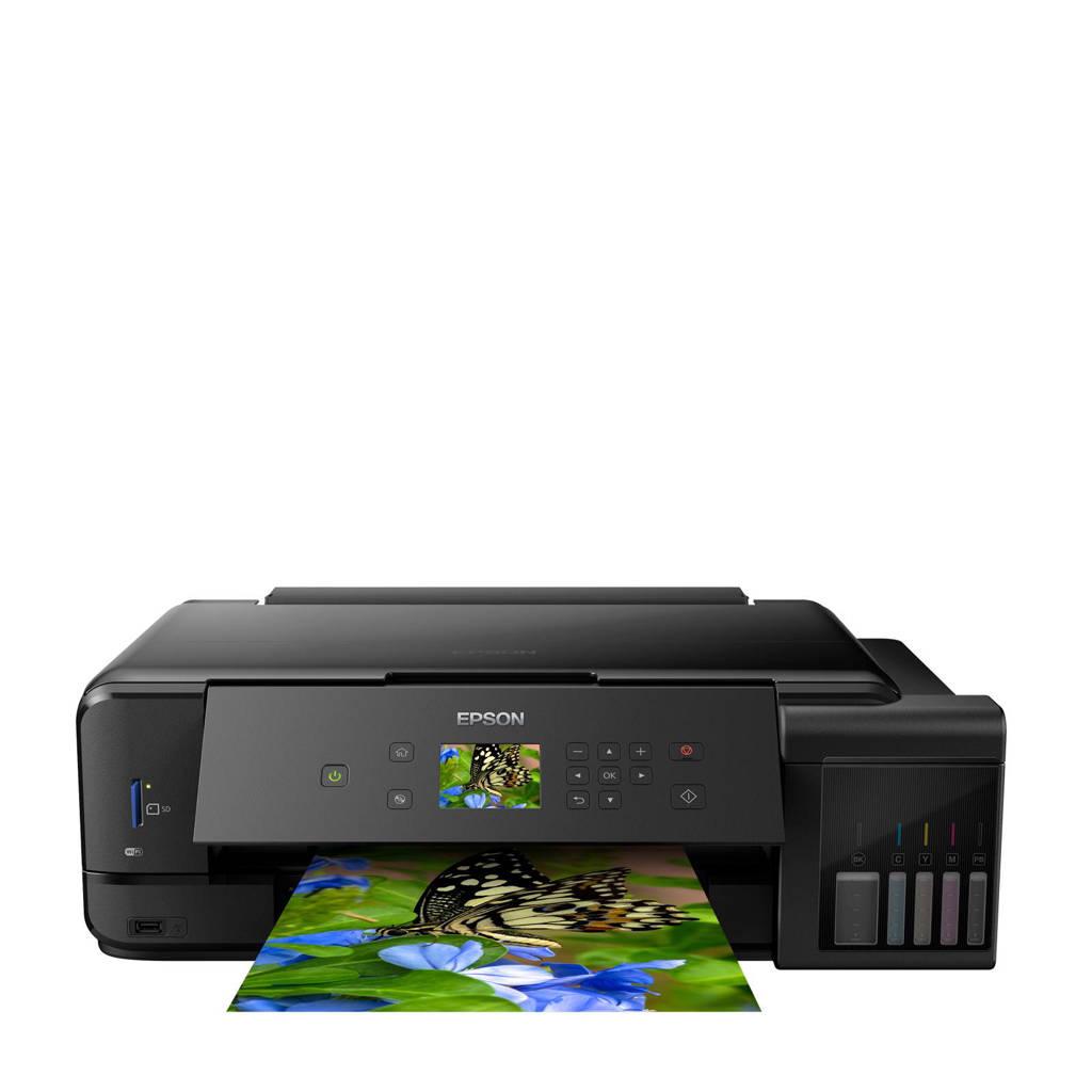 Epson EcoTank ET-7750 all-in-one A3 printer, Zwart