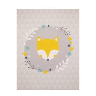 Mood collection Sleepy fox vloerkleed  (125x95 cm)