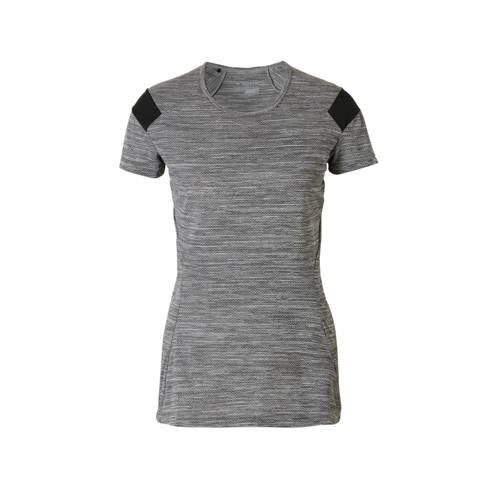 Mizuno sport T-shirt zwart