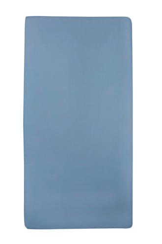 jersey hoeslaken peuterbed 70x140/150 cm Jeans