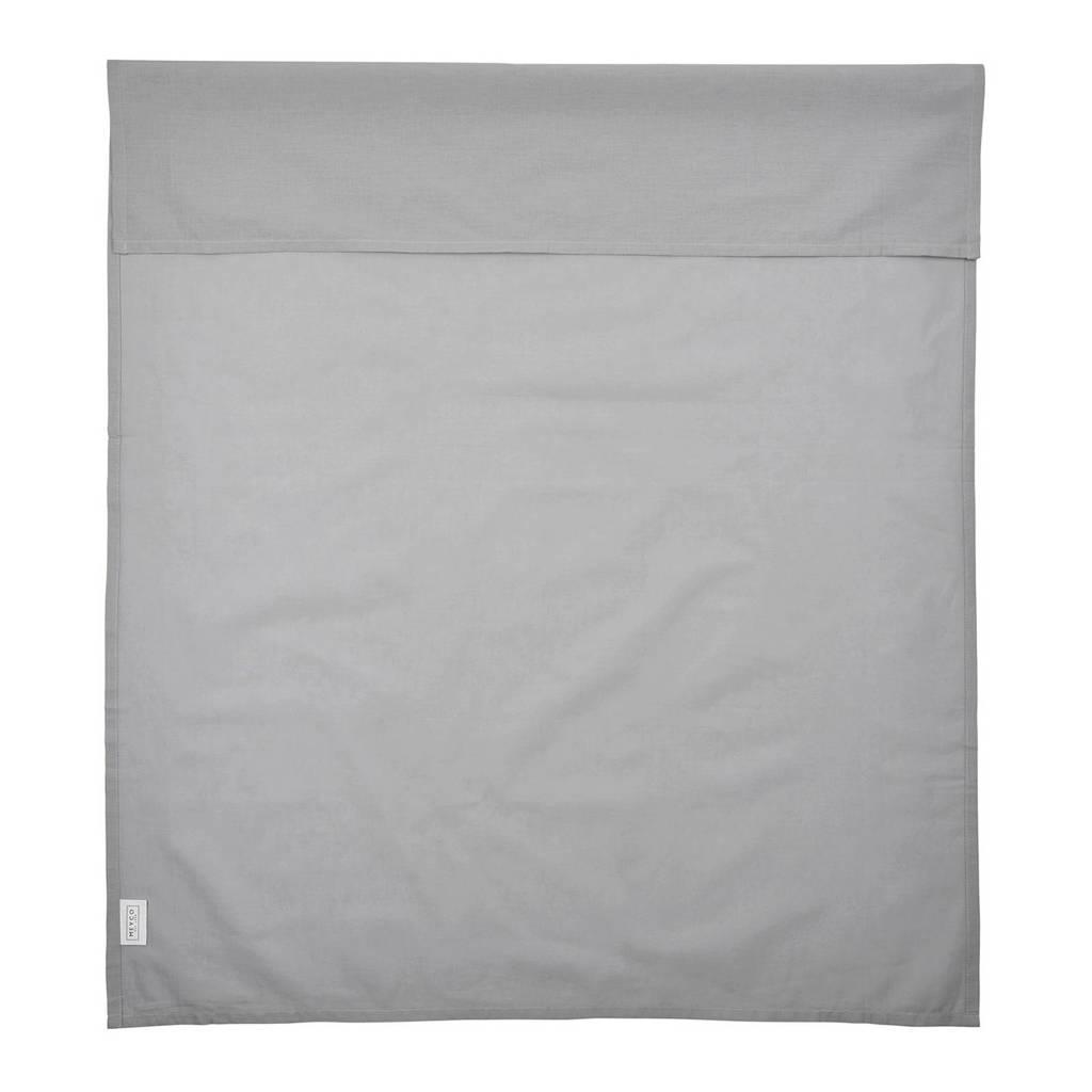 Meyco Uni ledikantlaken 100x150 cm grijs, Grijs