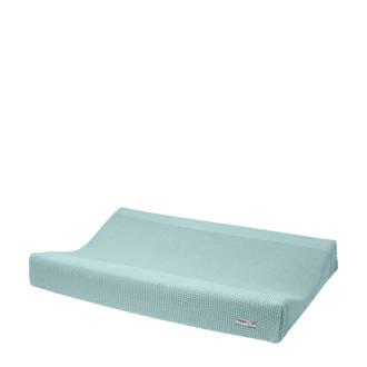 Silverline aankleedkussenhoes 45x70 cm stone green