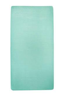 jersey hoeslaken peuterbed 70x140/150 cm New mint