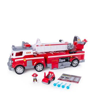 Ultimate Rescue fire truck