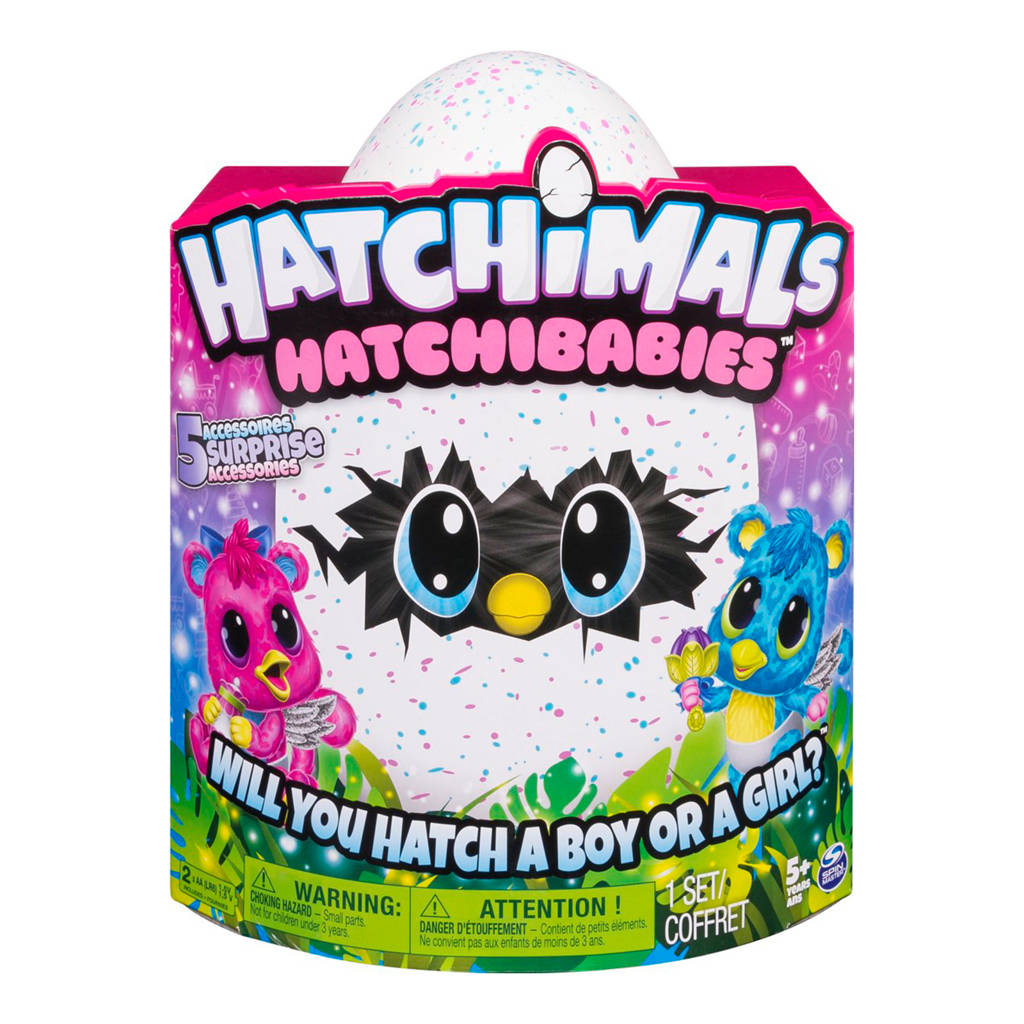 Hatchimals  Hatchibabies Cheetree