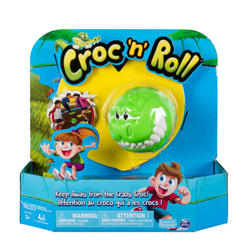 Spin Master Croc 'N Roll speelset kopen