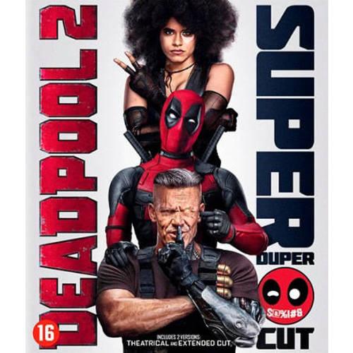 Deadpool 2 | Blu-ray kopen