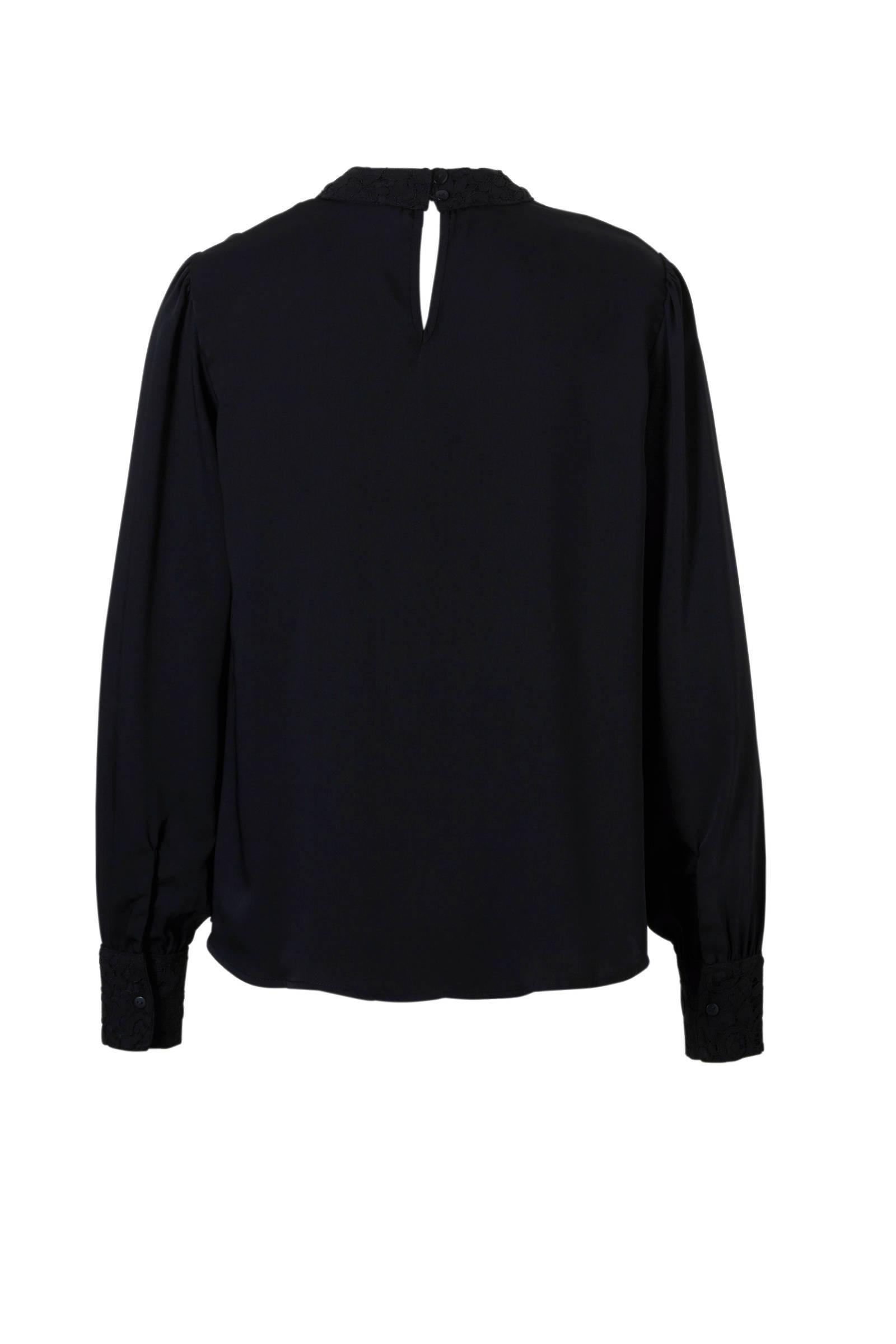 JACQUELINE details kanten met blouse YONG DE 0wXPr0