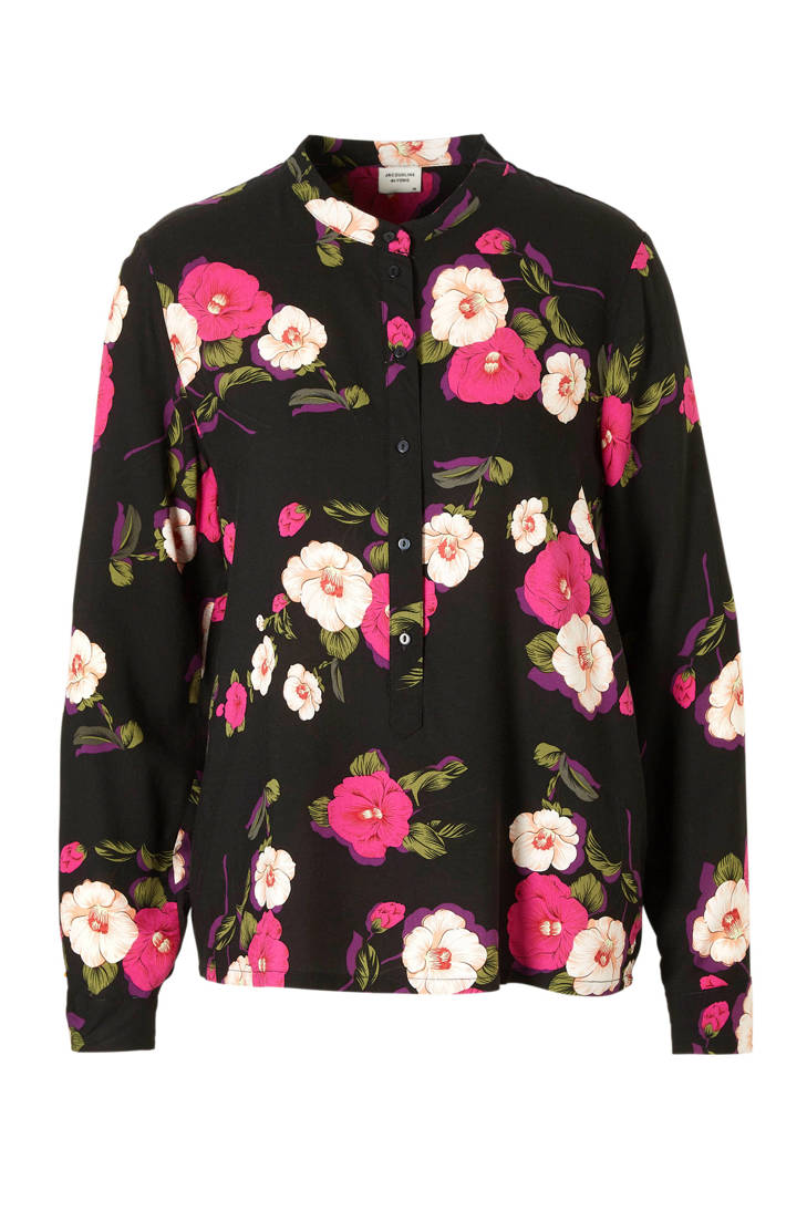 YONG JACQUELINE bloemenprint met blouse DE 7xxaAqH