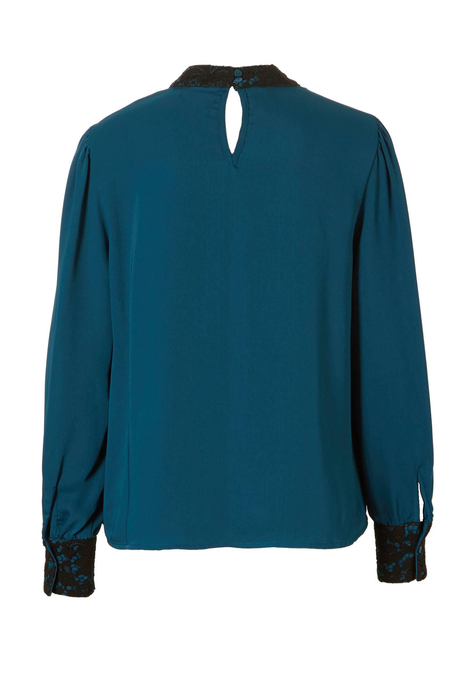 DE met YONG kanten JACQUELINE blouse details ZdABnqR