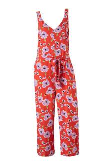7/8 jumpsuit met bloemenprint