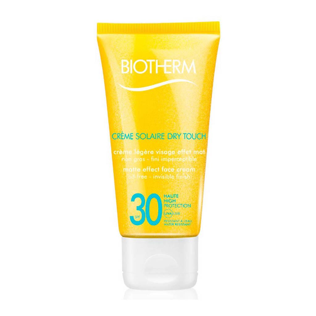 Biotherm Creme Solaire Dry Touch gezichtscrème - SPF30