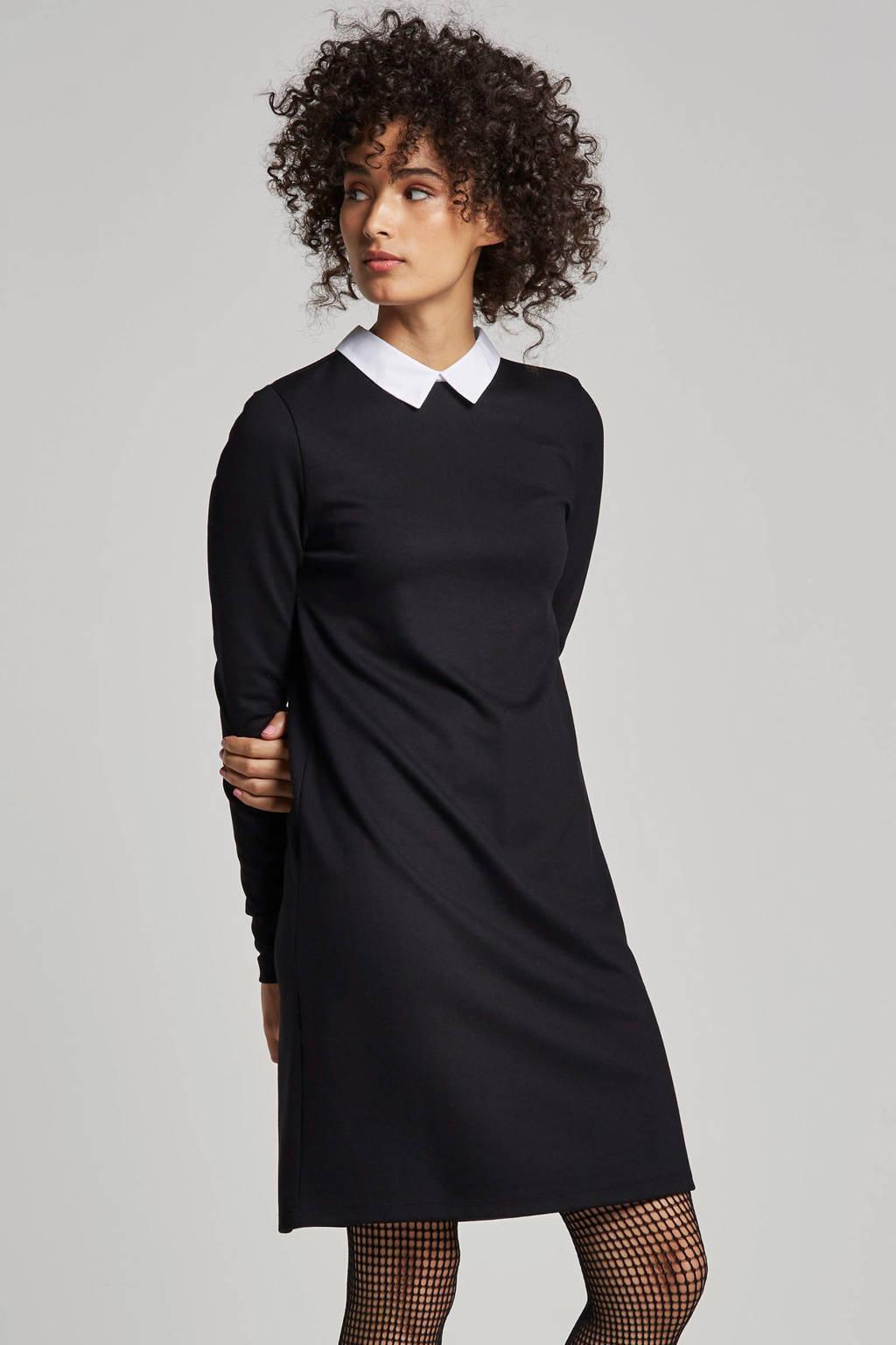 58baacb640170f whkmp s own A-lijn jurk met kraagje