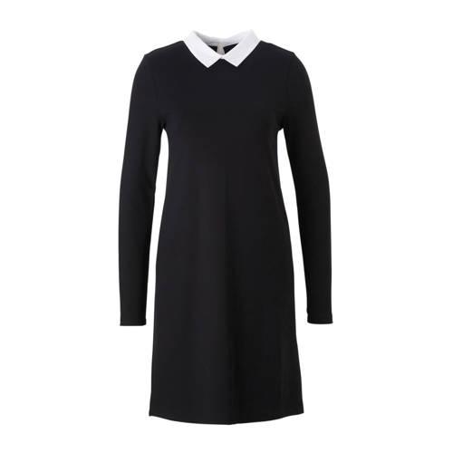 A-lijn jurk met kraagje