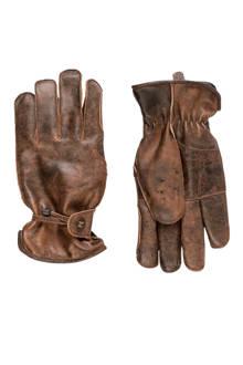 leren handschoenen Glove Nubuck Worker