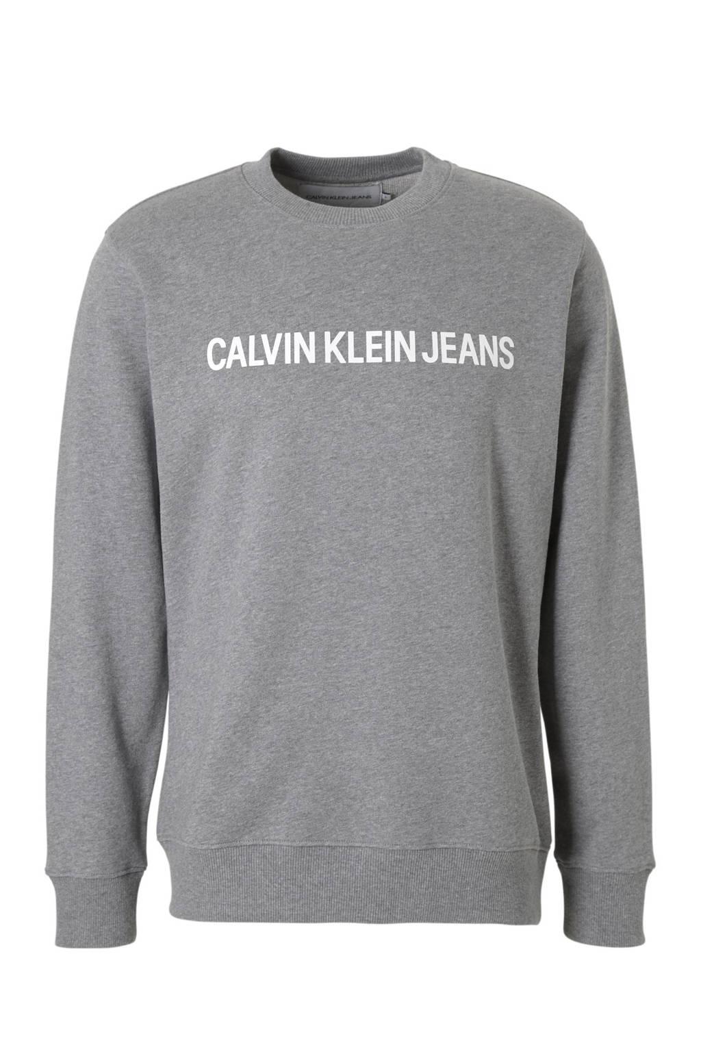 a1d8bbdcc0306a Calvin Klein Jeans sweater | wehkamp