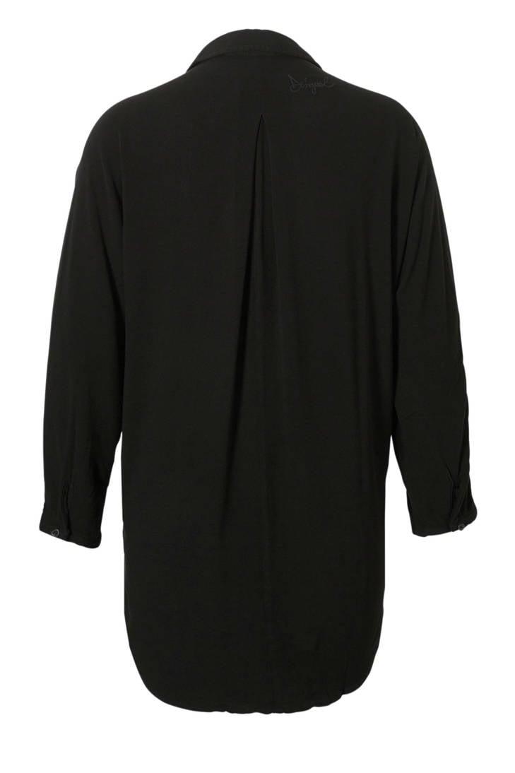 blouse lange Desigual blouse blouse zwart zwart Desigual zwart Desigual lange lange dt4wC4q