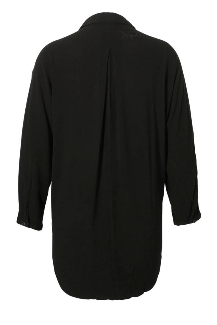 Desigual lange blouse blouse zwart lange zwart lange zwart Desigual blouse zwart Desigual lange Desigual blouse 4RqBYqX