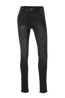 Desigual skinny jeans met all-over print (dames)