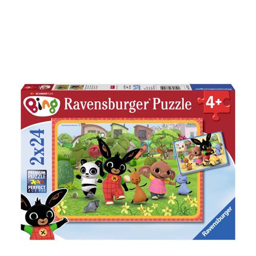 Ravensburger Bing Bunny legpuzzel 24 stukjes kopen