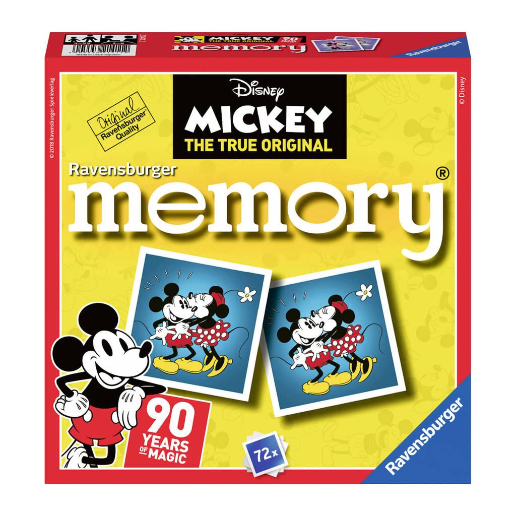 Ravensburger Mickey en Minnie mouse jubileum memory kinderspel