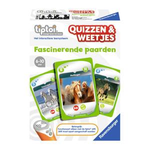 Quizzen & Weetjes fascinerende paarden