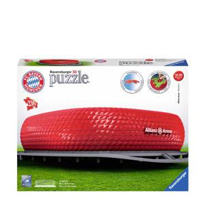 Allianz Arena  3D puzzel 216 stukjes