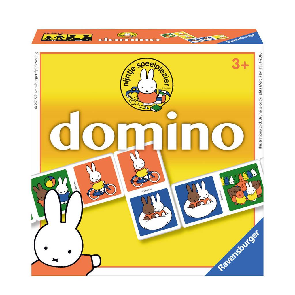 Ravensburger nijntje mini Domino kinderspel