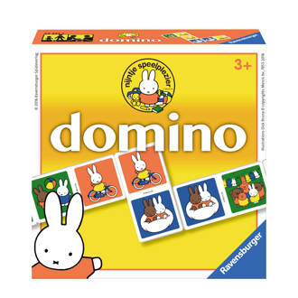 nijntje mini Domino kinderspel
