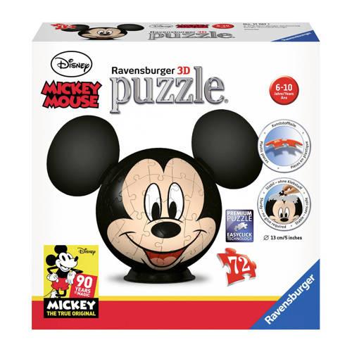 Ravensburger Disney Mickey Mouse 3D puzzel 72 stukjes kopen